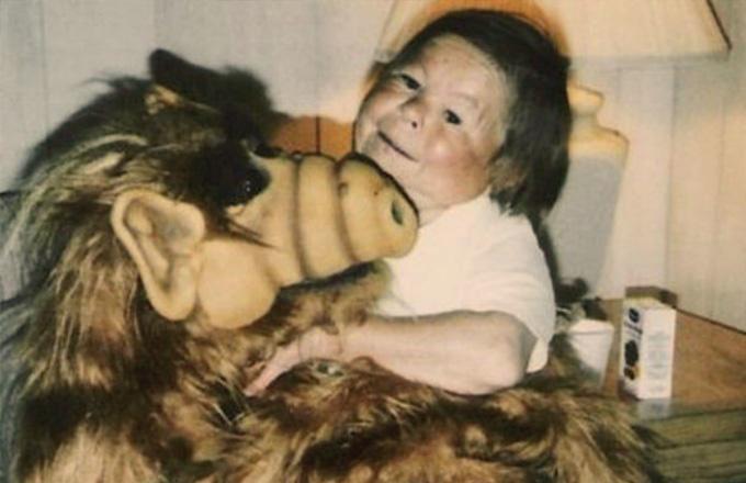 Alf I Canlandiran Oyuncunun Adi Nedir