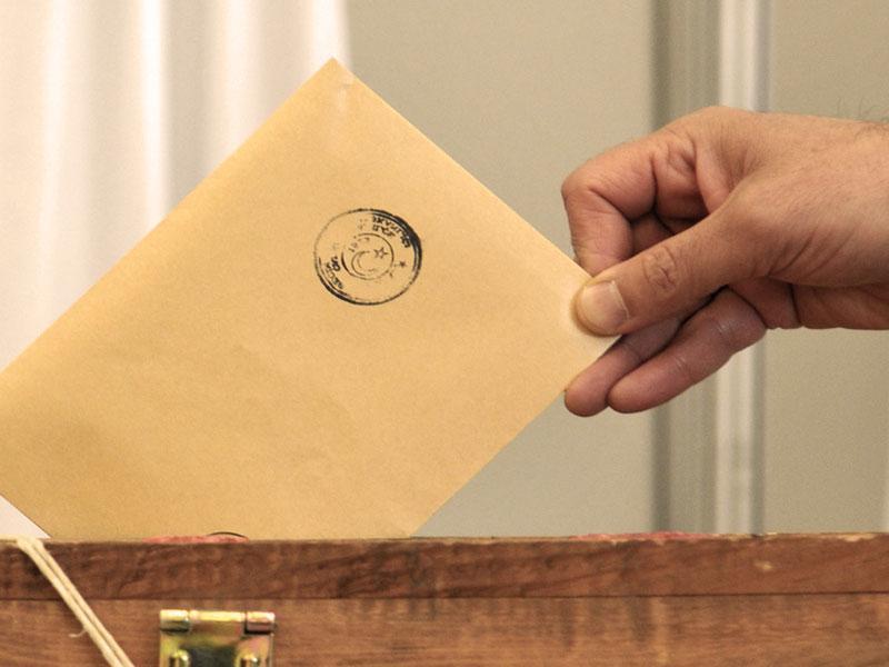 Referandumda Nasil Oy Kullanilacak