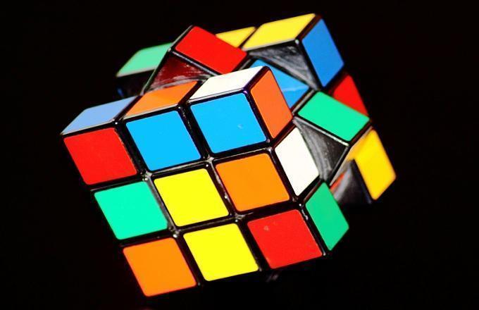 Rubik Nasil Cozulur