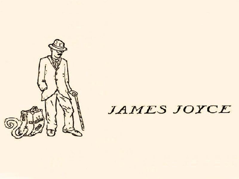 James Joyce Un Torununa Yazdigi Kitabin Adi Nedir