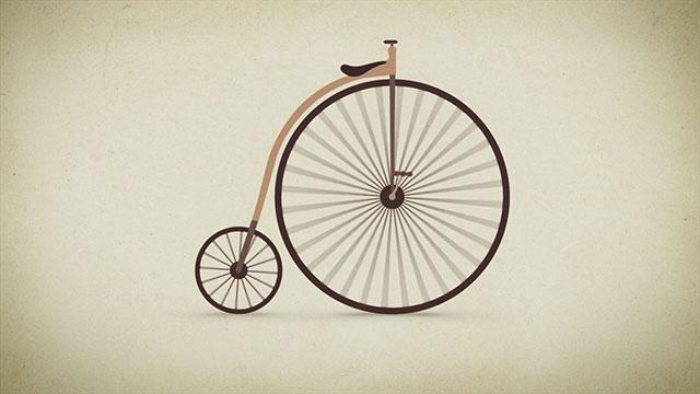 Bisikletin 300 Yillik Evrimi Nasildir