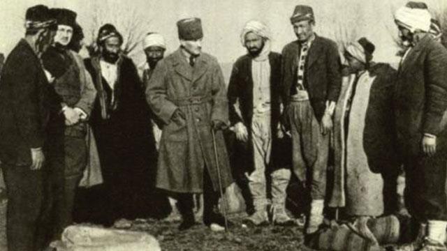Image result for atatürke küfr eden köylü